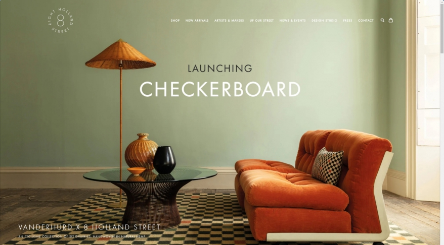 8 Holland Street | Kensington gallery specialising in European art — 8 Holland Street