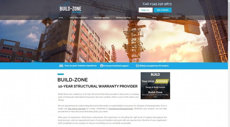 Build Zone