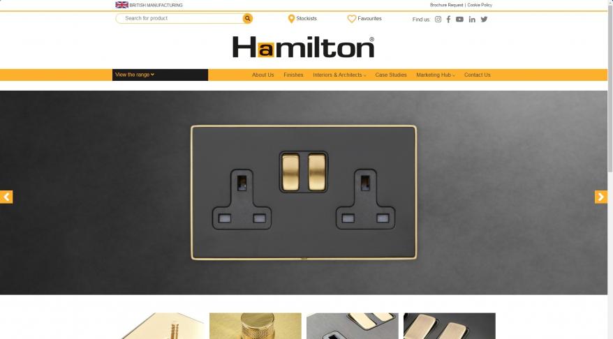 Hamilton Lighting