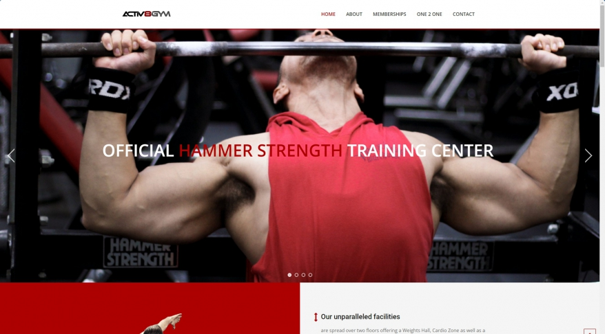 Activ8 Gym