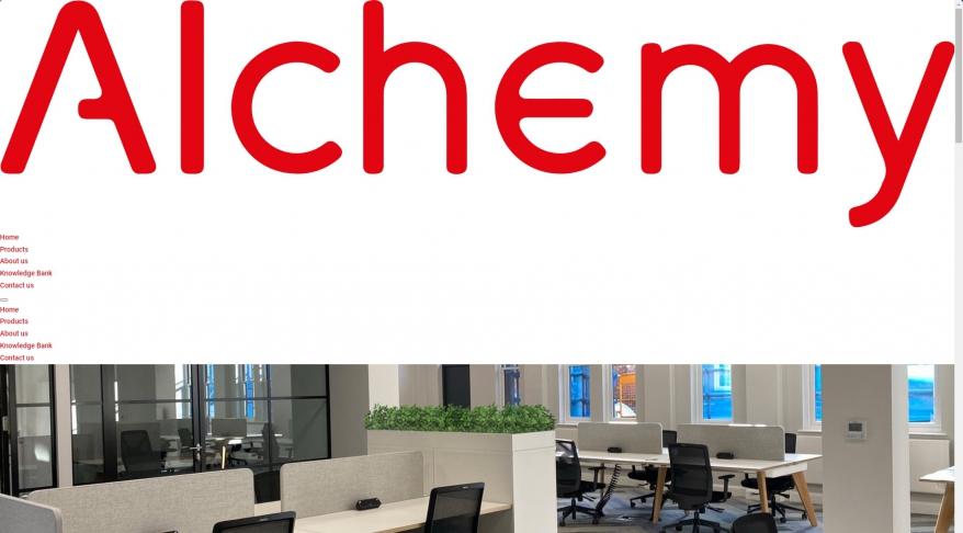 Alchemy Furniture