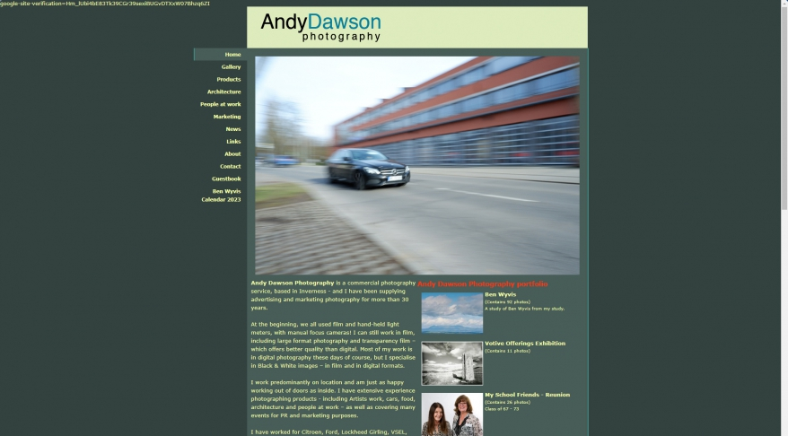 Andy Dawson Photography
