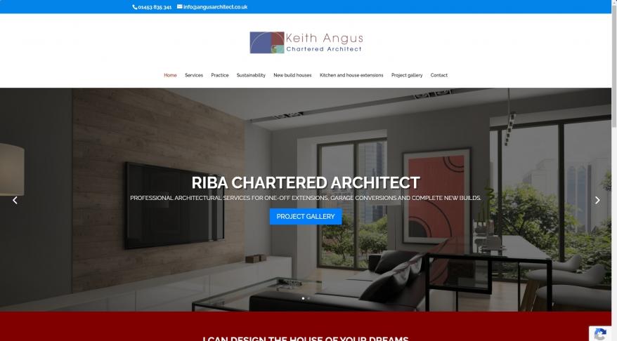 Keith Angus Architect
