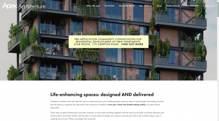 Apex Architecture