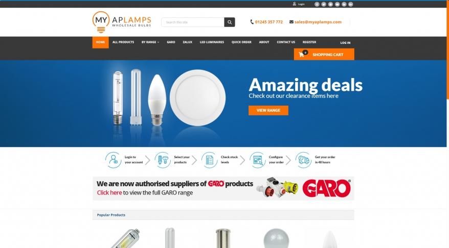 A P Lamp Distributors Ltd