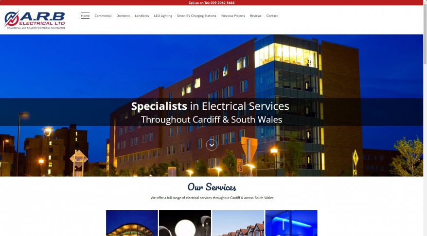 Electricians in Cardiff | Electricians Cardiff | ARB Electrical