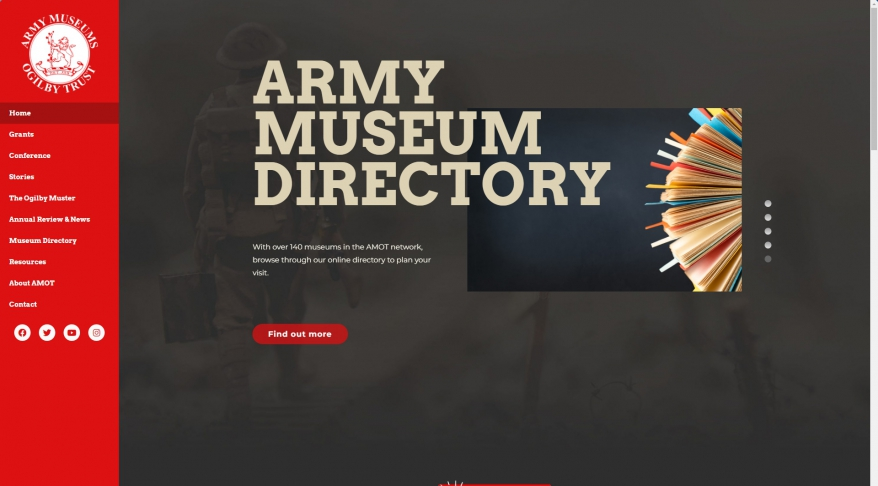 Army Museums Ogilby Trust