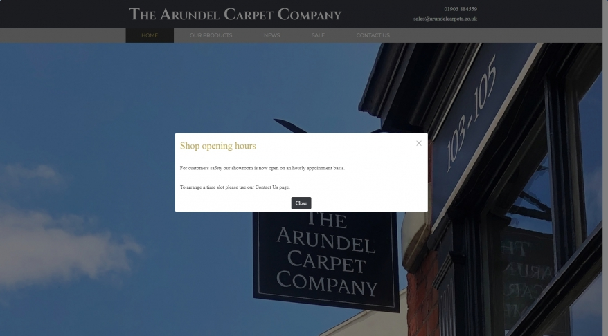 The Arundel Carpet Company