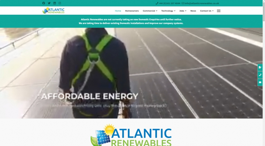 Atlantic Renewables  - Home