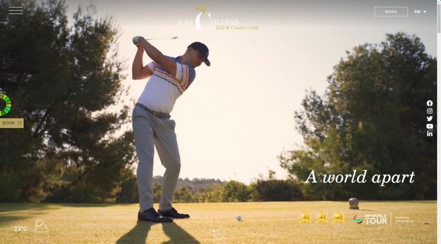 Las colinas Golf & country club |