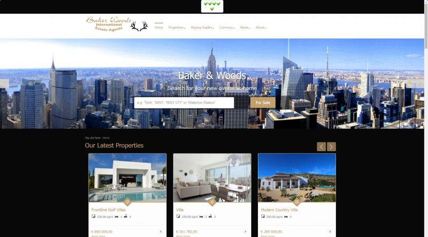 Baker Woods International Real Estate Agents - Baker & Woods