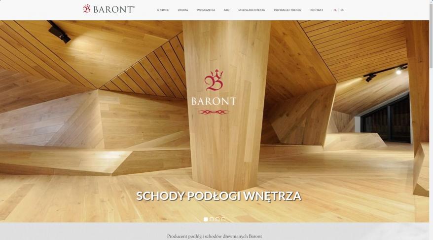 Centrum Parkieciarza - Baront