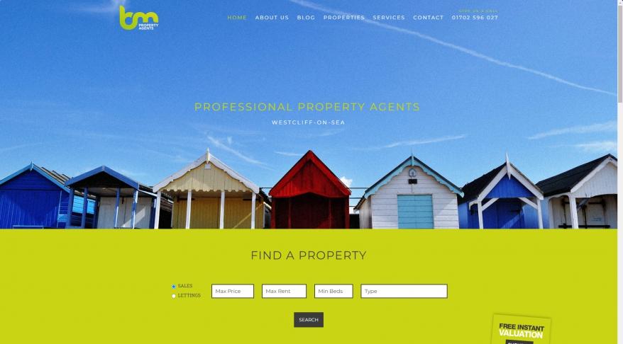 BM Property Agents, Westliff-on-Sea