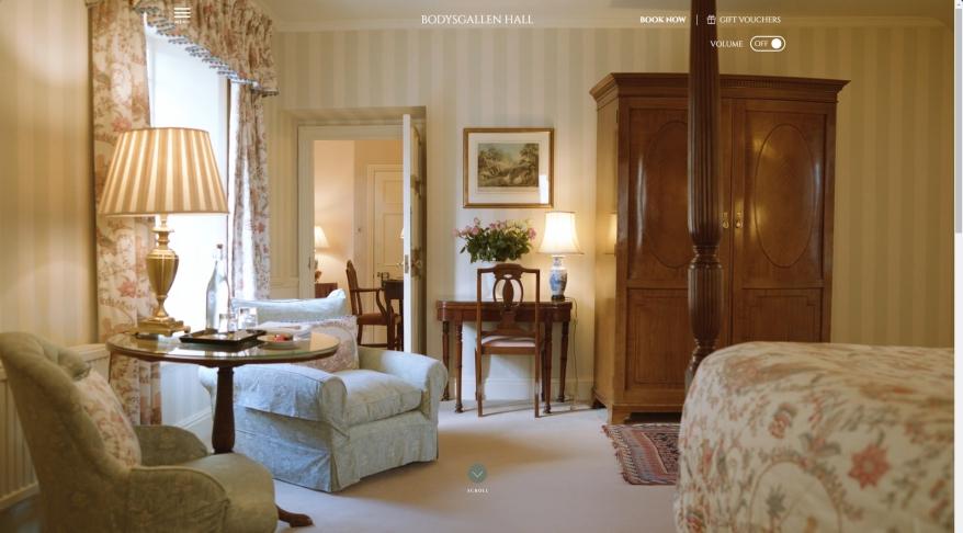Bodysgallen Hall