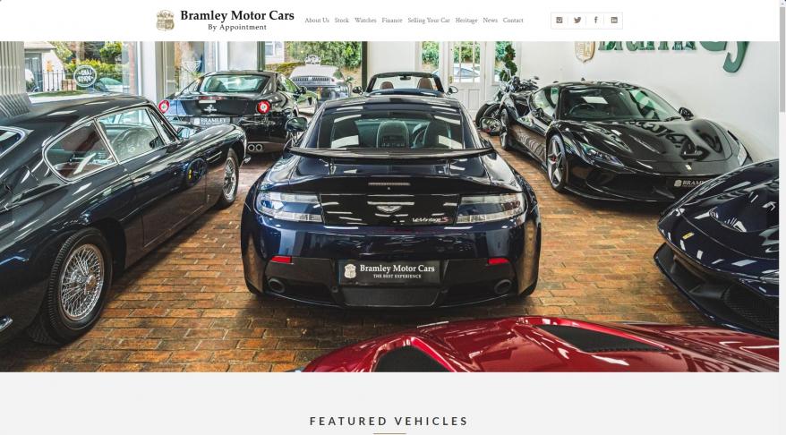 Bramley Motor Cars