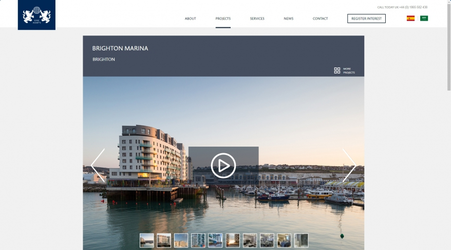 Brighton Marina Development