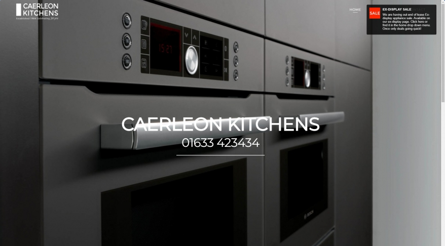 Caerleon Kitchens