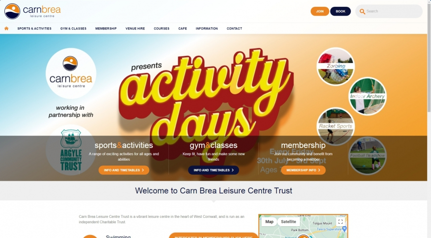 Carn Brea Leisure Centre