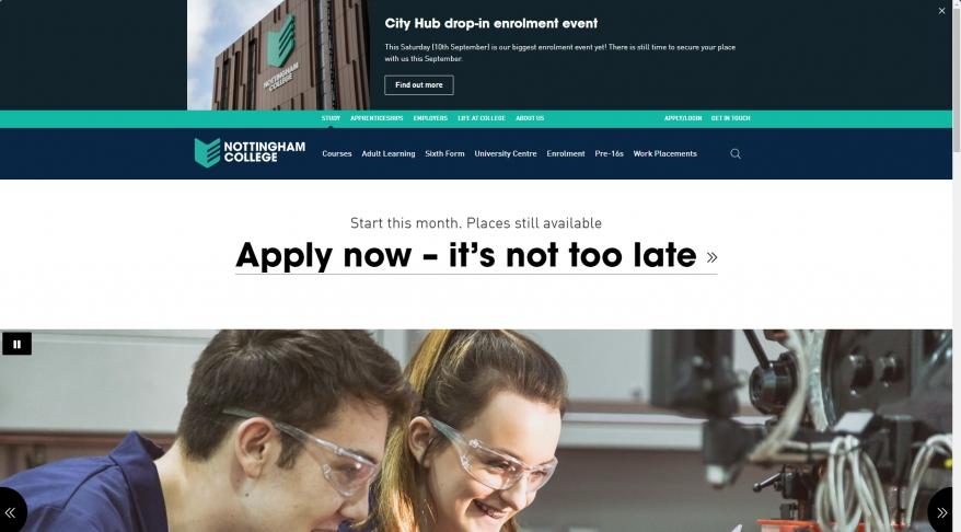 Central College Nottingham