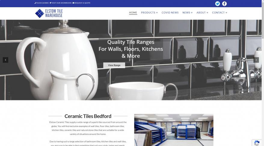 Elstow Ceramic Tiles