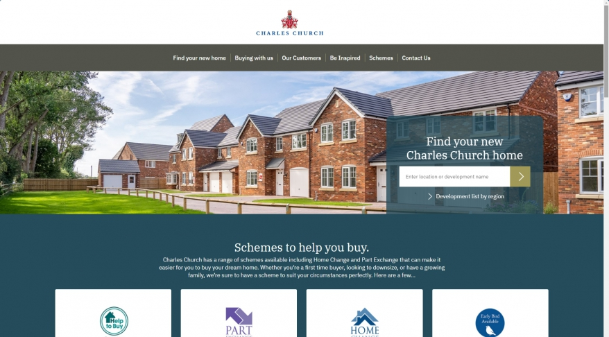 Charles Church - Bircham Combe
