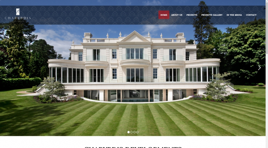 Charybdis Developments | Luxury Homes in Surrey and surrounding areas