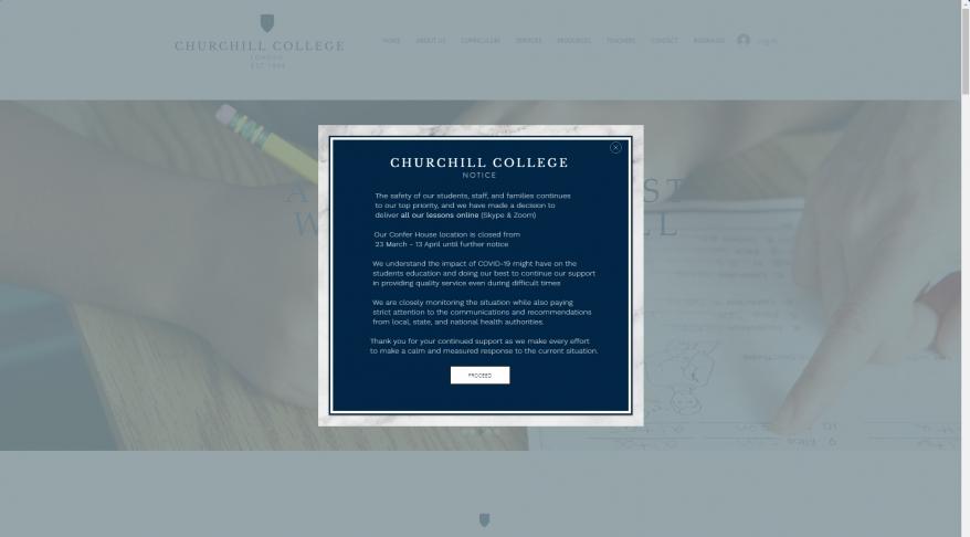 churchillcollege.co.uk
