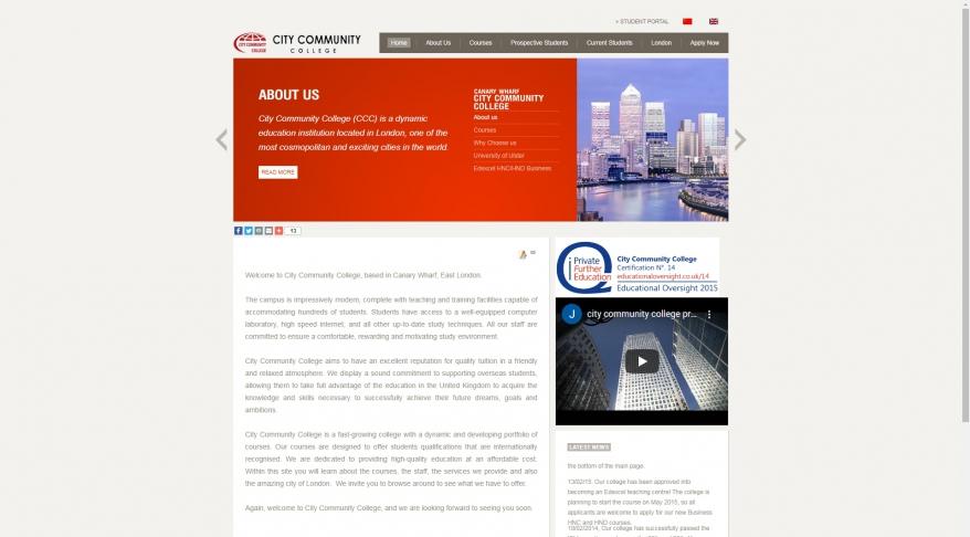 citycommunitycollege.org