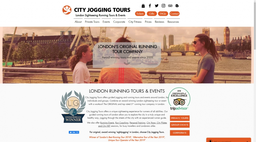 City Jogging Tours