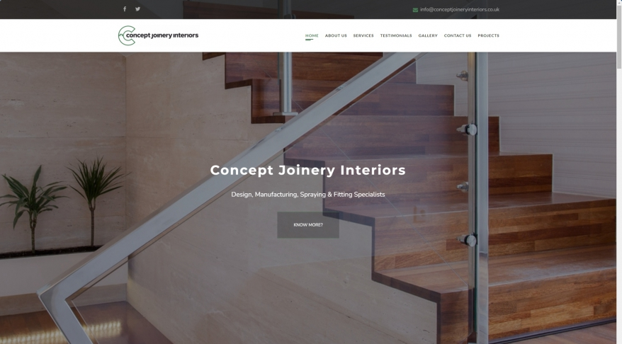 Concept Joinery Interiors