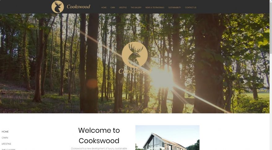 Cookswood – Where dreams are built