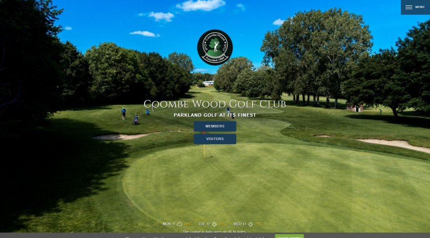 Coombe Wood Golf Course