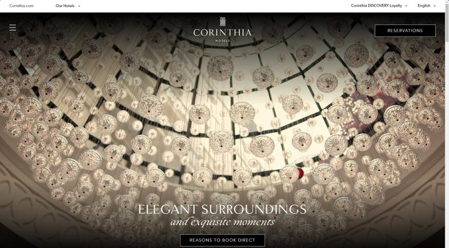 Corinthia Hotel