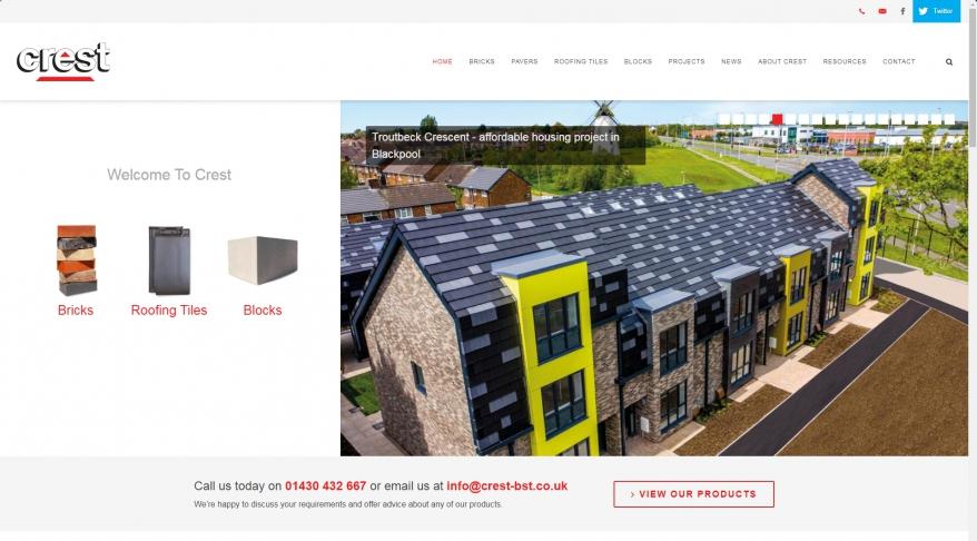 Crest - Bricks, Slates & Tiles Ltd