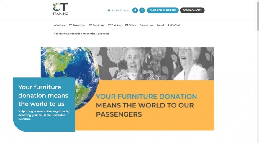CT Furniture & Passenger Services - Salford (Manchester)