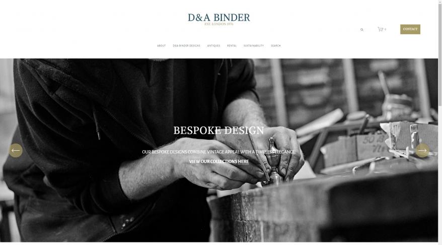 D & A Binder