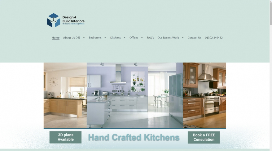 D B I Kitchens & Bedrooms