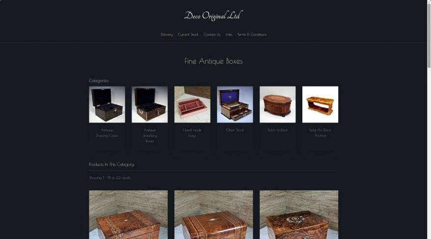 Deco Original Ltd