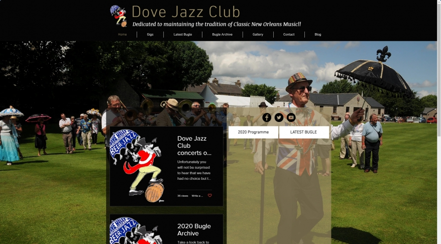 Dove Jazz Club | Dove Holes Community Centre