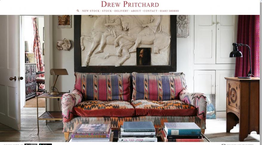 Drew Pritchard Antiques