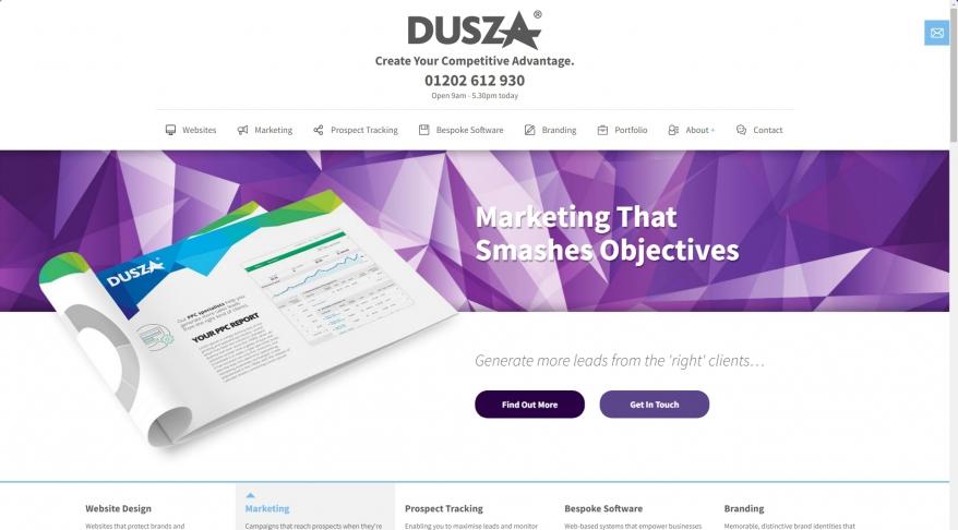 B2B Web Design, Lead Generation & Bespoke Software