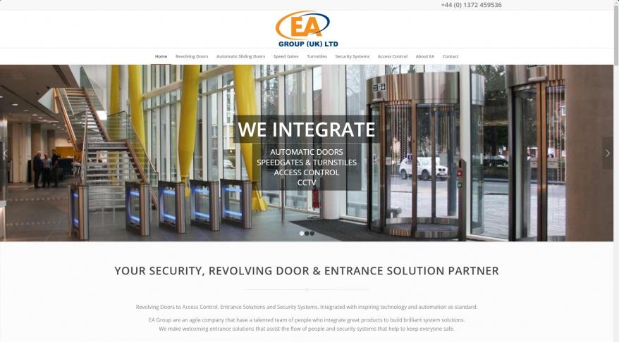 E A Group UK Ltd