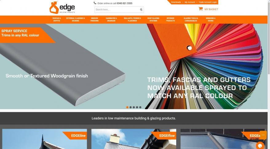 Edge Building Products