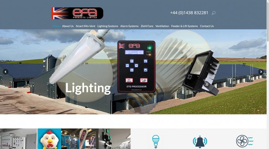 E P A Products Ltd