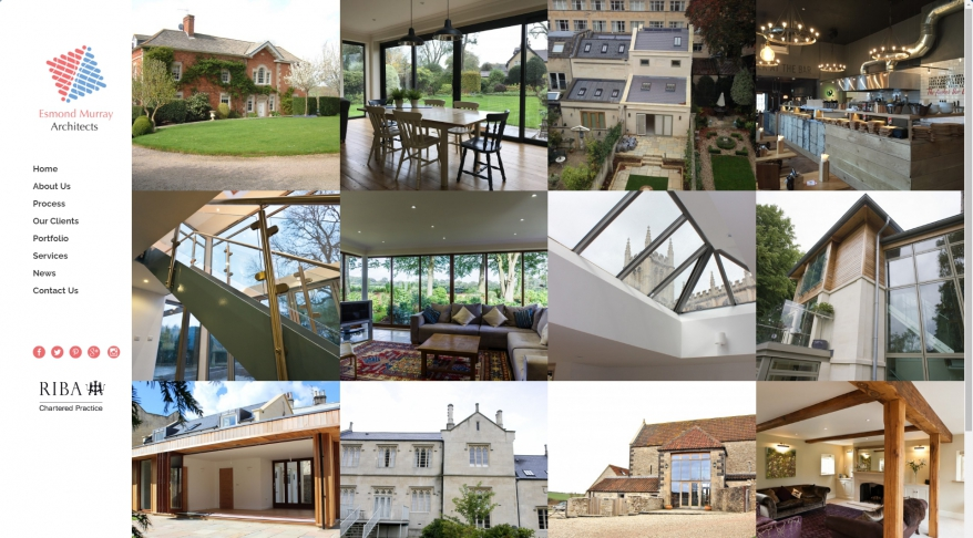 Esmond Murray Architects Ltd