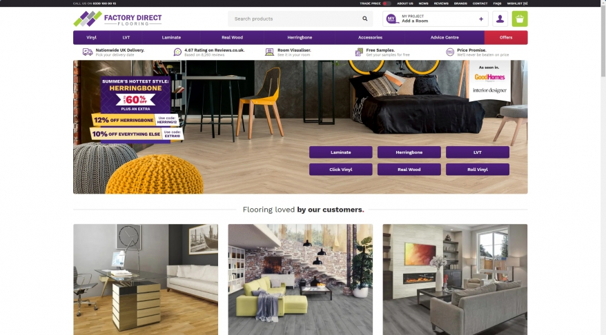 Factory Direct Flooring