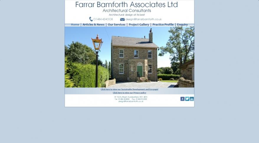 Farrar Bamforth Associates Ltd