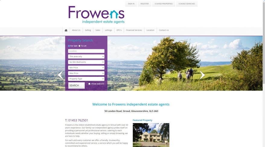 Frowens Estate Agents, Stroud