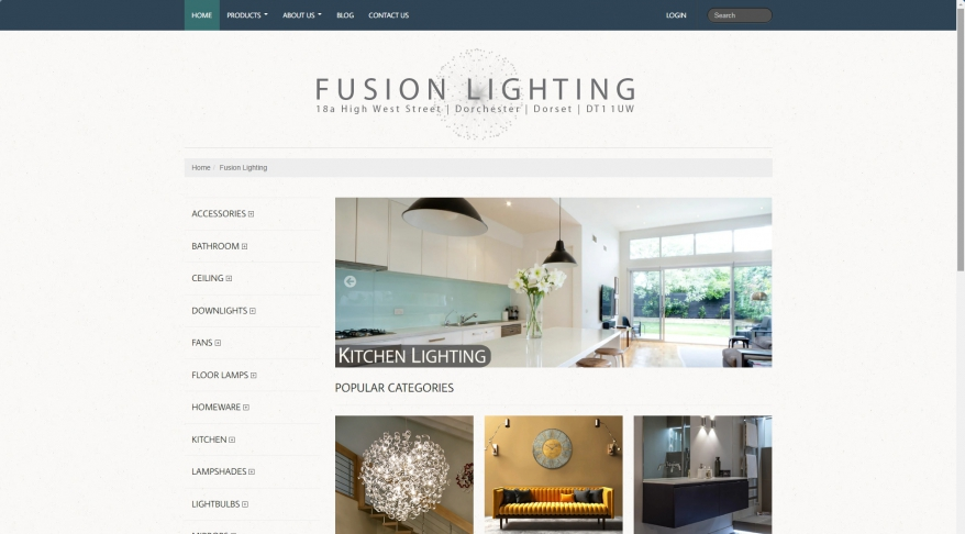 Fusion Lighting