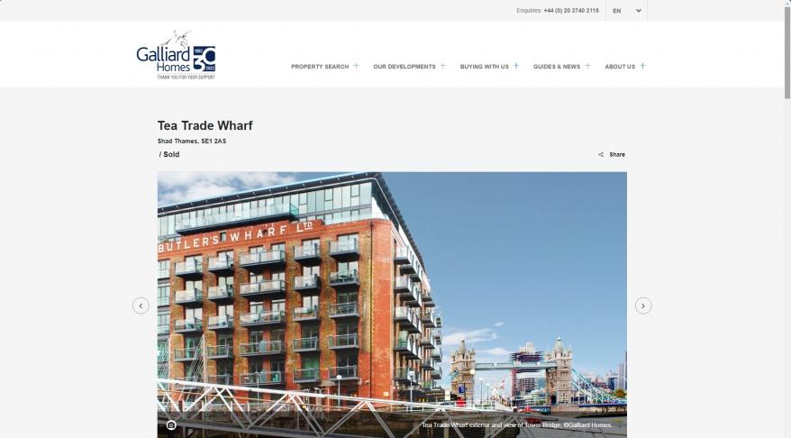 Tea Trade Wharf
